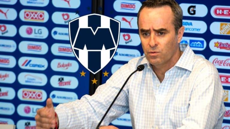 Luis Miguel Salvador se manifiesta luego del mal trato a los aficionados Rayados en San Luis