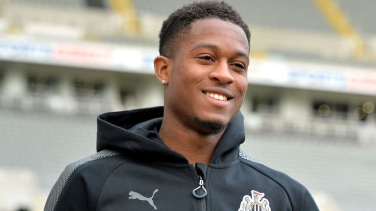 Newcastle Loanee Rolando Aarons Reveals Conversations With Rafa Benitez During Loan Spell