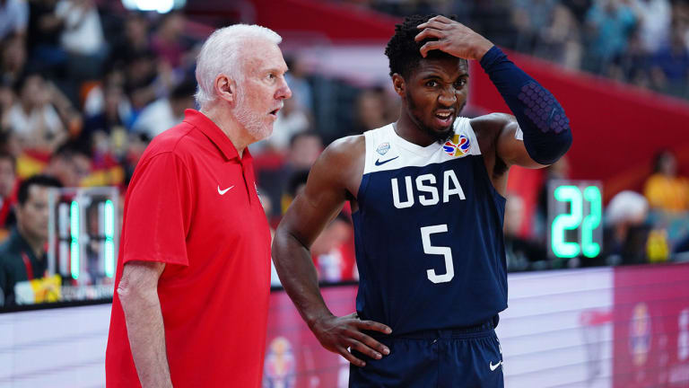 What's Next for USA Basketball After FIBA Embarrassment?