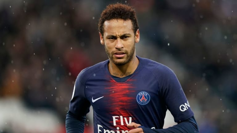 Griezmann podría ser una pieza clave para la llegada de Neymar al Real Madrid