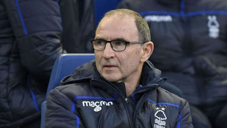 Martin O'Neill Sacked by Nottingham Forest After Just Five Months in Charge