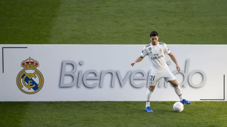 ¿A qué vino Brahim al Real Madrid?