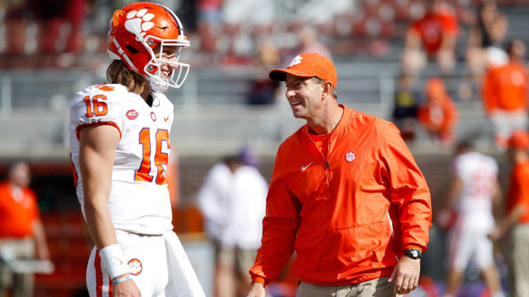 Clemson's 2020 Recruiting Class Means the Dynasty-Building Will Continue
