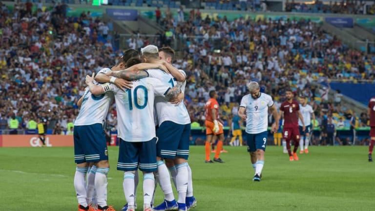 Brasil-Argentina | Cuándo es, dónde verlo, 'streaming' y posibles formaciones