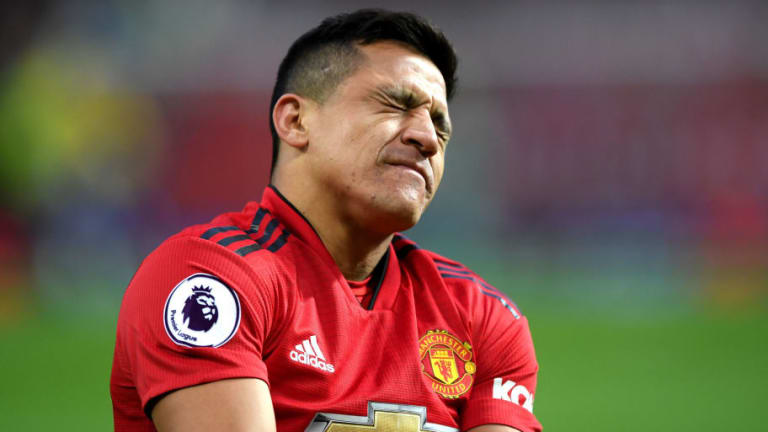 Alexis Sanchez 'So Desperate' to Leave Man Utd This Summer He Is Willing to Take a Pay Cut