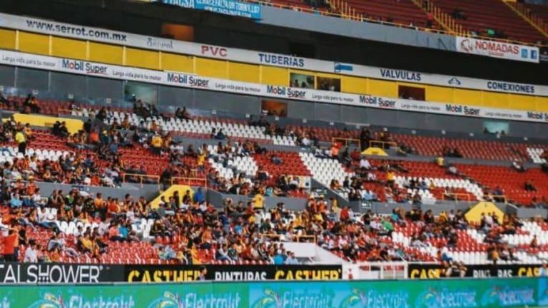 Asistencia en la Liga MX cayó con respecto al torneo pasado