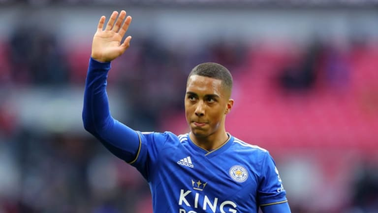 Brendan Rodgers Admits He Would 'Love' to Have Monaco Loanee Youri Tielemans at Leicester Next Year