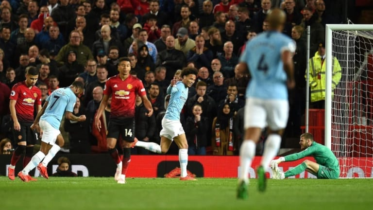 Liverpool Fans React as Man City Seize Control of Title Race With 2-0 Man Utd Win at Old Trafford