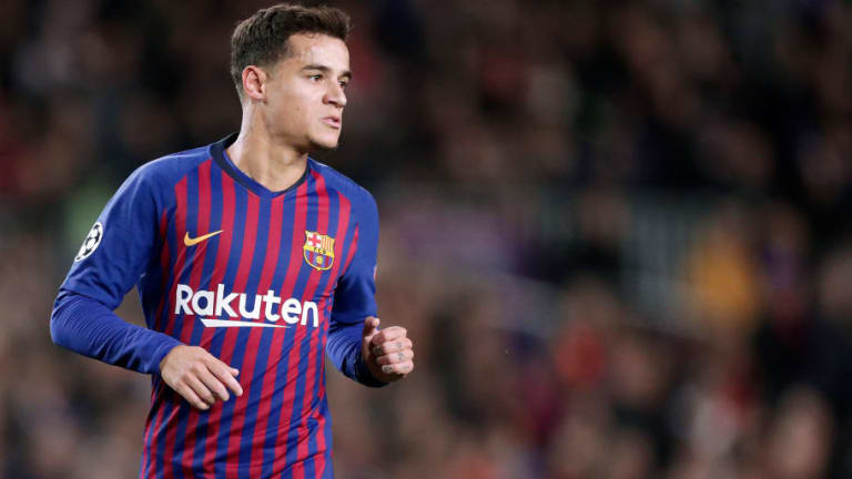 Rumoured Man Utd Target Philippe Coutinho Hits 'Rock Bottom' as Barça Directors Question His Future