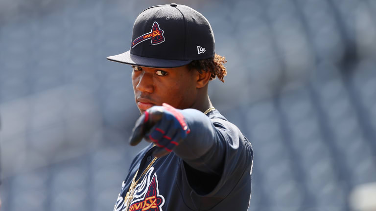 Ronald Acuña Is the Power Behind the Youthful Atlanta Braves