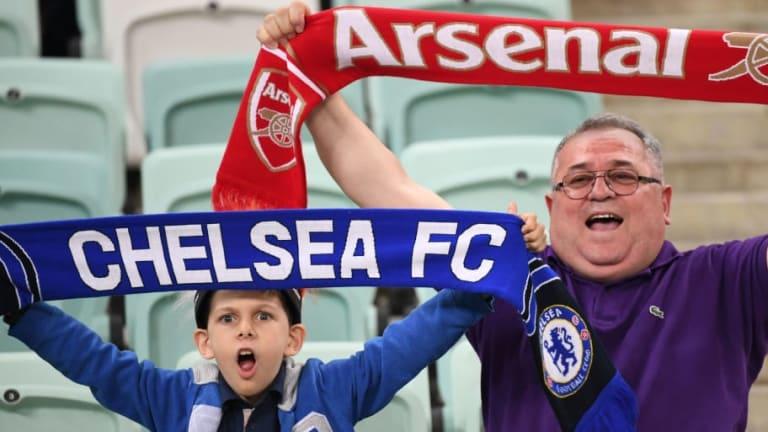 Chelsea - Arsenal | Alineaciones confirmadas para la final de la Europa League