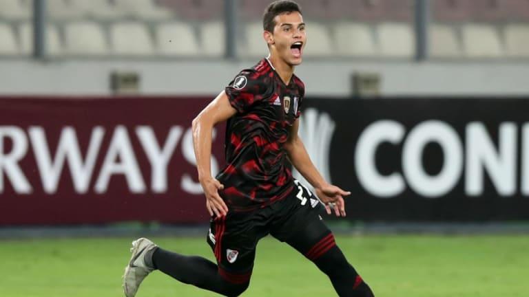 ¿Cuánto vale el pase de Cristian Ferreira, la nueva joya de River?