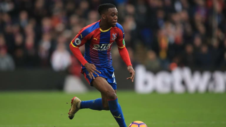 Aaron Wan-Bissaka Posts Touching Farewell to Crystal Palace Fans After Man Utd Move