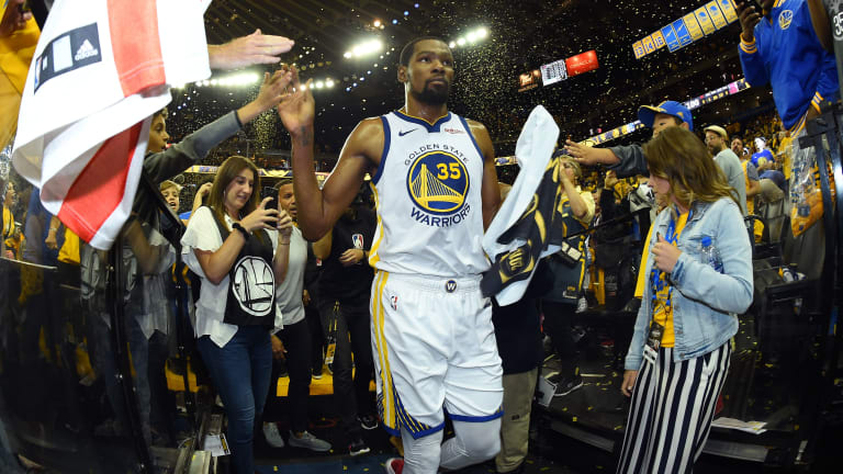 Kevin Durant Is Spectacular, But the Warriors Will Be Tested | Open Floor NBA Podcast