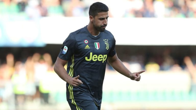 Sami Khedira Reveals Extent of Knee Issues & Confirms Surgery Ahead of Potential Juventus Exit