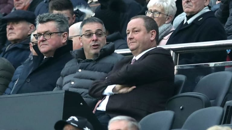 Mike Ashley 'Open' to Selling Newcastle at the End of This Season as Magpies Almost Guarantee Safety