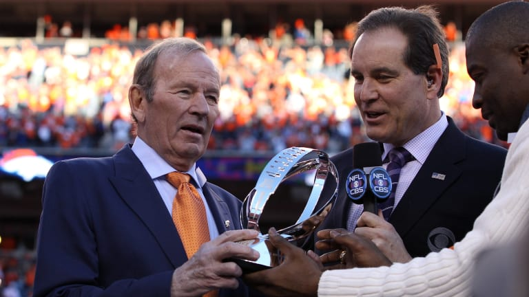 Broncos Owner Pat Bowlen Dies at 75 After Battle With Alzheimer's