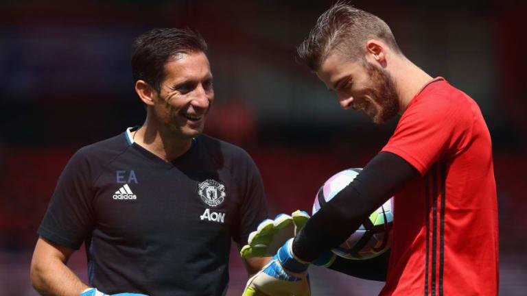 Man Utd Goalkeeping Coach Emilio Alvarez Playing 'Key Role' in David de Gea Contract Negotiations