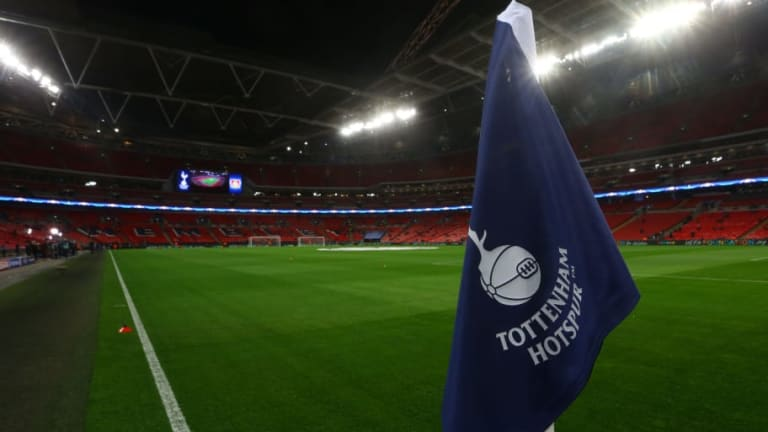 Tottenham at Risk of Playing the Rest of the Season at Wembley if New Ground Hits Further Snags