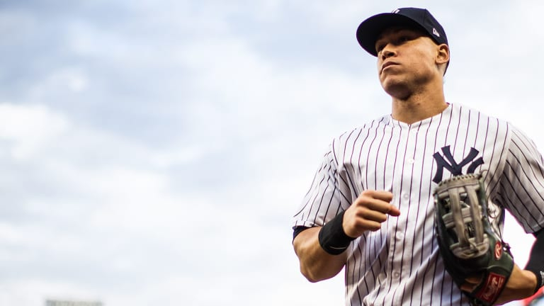 Yankees' Aaron Judge Healthy Going Into Spring Training