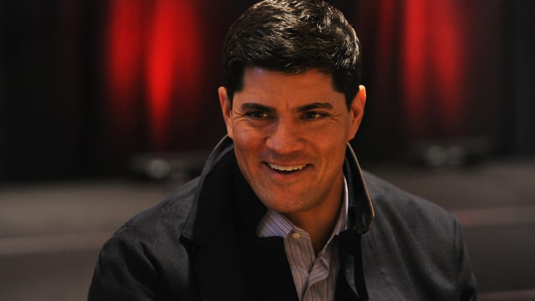 Tedy Bruschi Recovering After Suffering Stroke