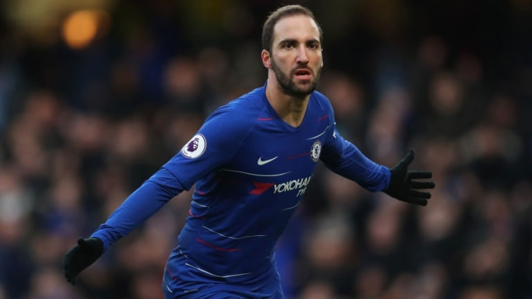 Why Gonzalo Higuain Can Be Confident Ahead of Cardiff Clash Despite Disappointing Form