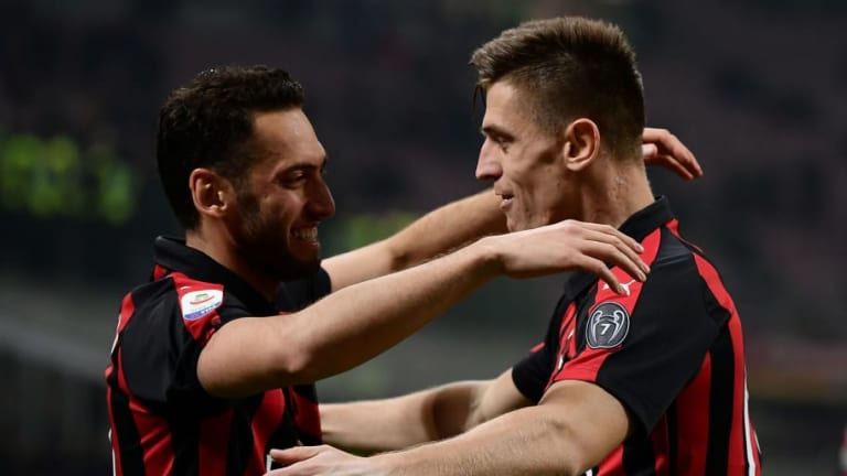 Milan 3-0 Empoli: Report, Ratings & Reaction as Rossoneri Cruise to Easy Victory