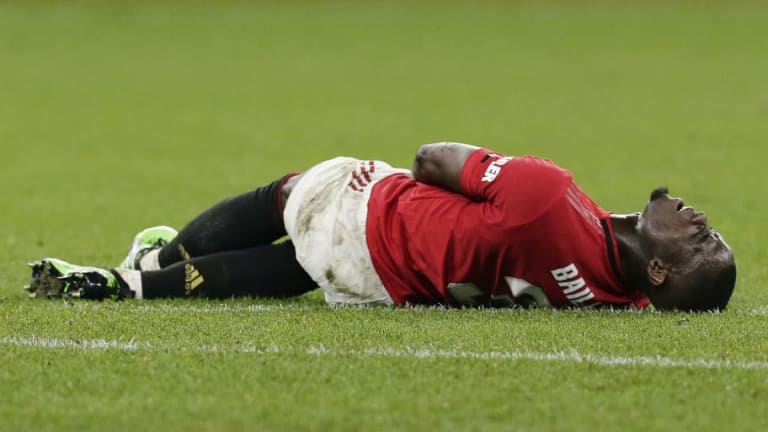 Ole Gunnar Solskjaer Provides Early Update on Eric Bailly After Pre-Season Knee Injury