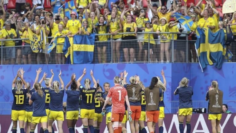Así se jugarán las semifinales del Mundial femenino