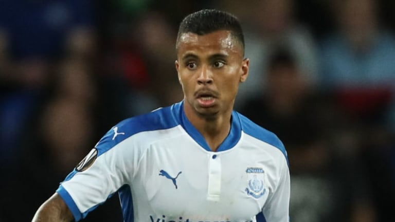 Liverpool Youngster Allan Joins Fluminense on Loan as Work Permit Troubles Continue