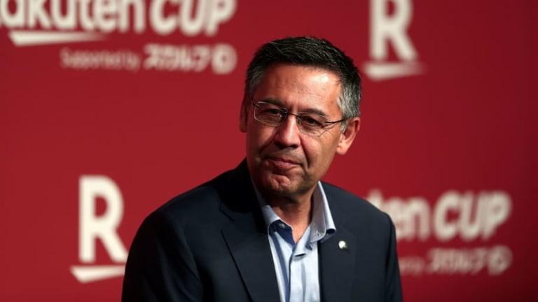 Barteomeu avisa de que el FC Barcelona tiene que prepararse para la era post-Messi