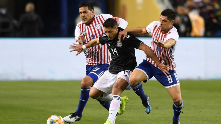 Lo bueno, lo malo y lo feo que se vio en el juego entre México y Paraguay