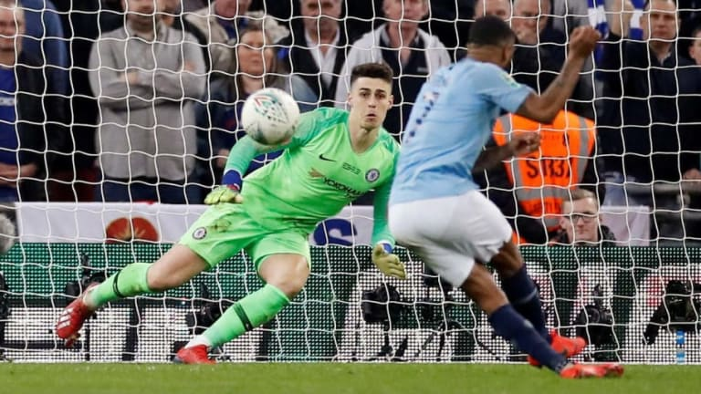 Chelsea 0-0 Man City: Report, Ratings & Reaction as Citizens Seal Carabao Cup Glory After Penalties