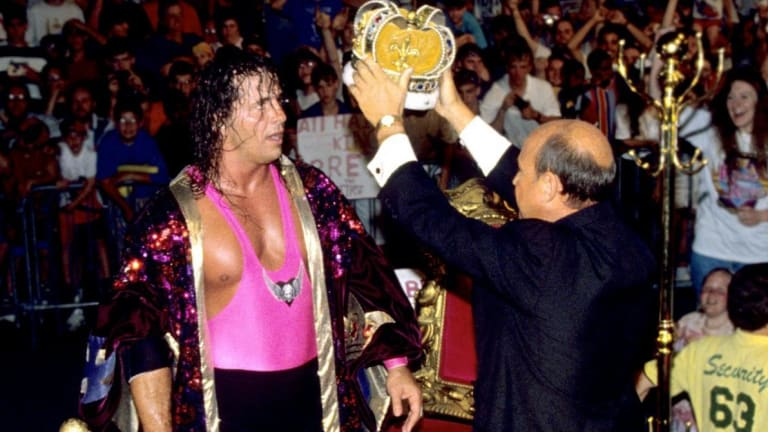 The Week in Wrestling: Bret Hart Remembers Crowning Moment at 'King of the Ring'