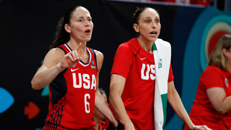 USA Basketball Team to Play Exhibition Games Against Top Women's College Teams