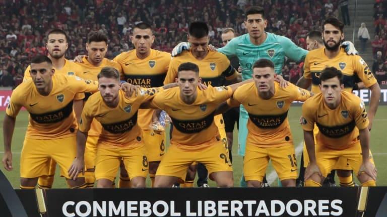 Athletico Paranaense 0-1 Boca |  El unoxuno del Xeneize en un gran triunfo en Brasil
