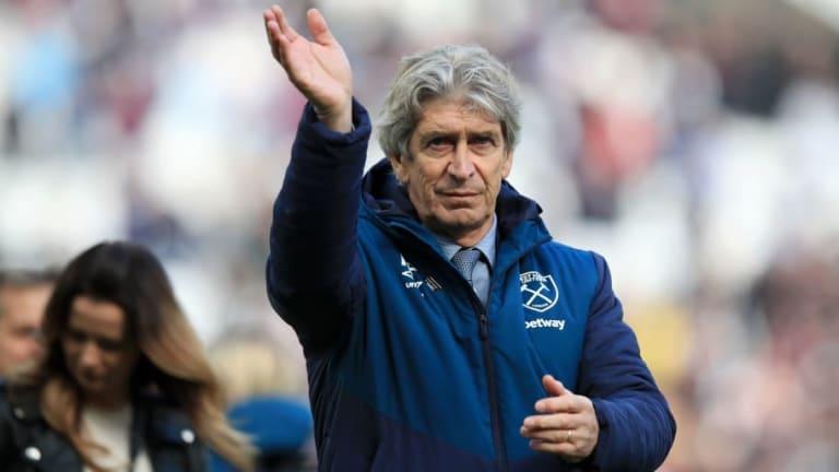 Manuel Pellegrini Heaps Praise on Mark Noble After West Ham Captain Stars in Final Day Romp