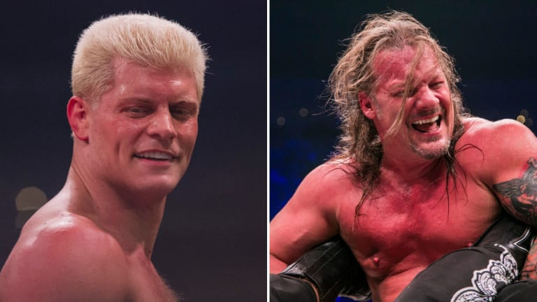 Cody Rhodes to Challenge Chris Jericho for AEW Title at 'Full Gear'