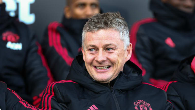 Ole Gunnar Solskjær Aims Dig at Liverpool Fans' 'Next Year' Claims & Discusses Man Utd Goals