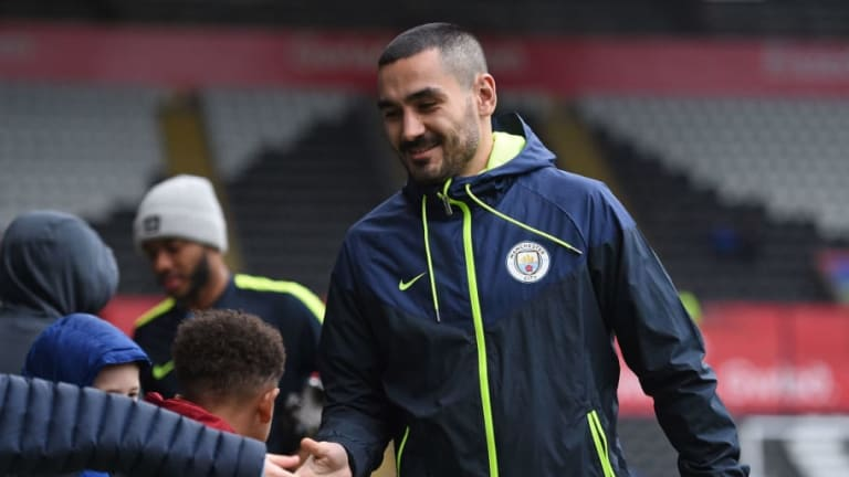 Ilkay Gundogan Reluctant to Sign New Manchester City Deal Due to Fears Over First Team Football