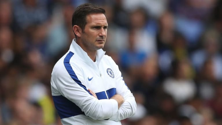 Frank Lampard Reveals Latest on Callum Hudson-Odoi Contract Talks With Winger Yet to Sign New Deal