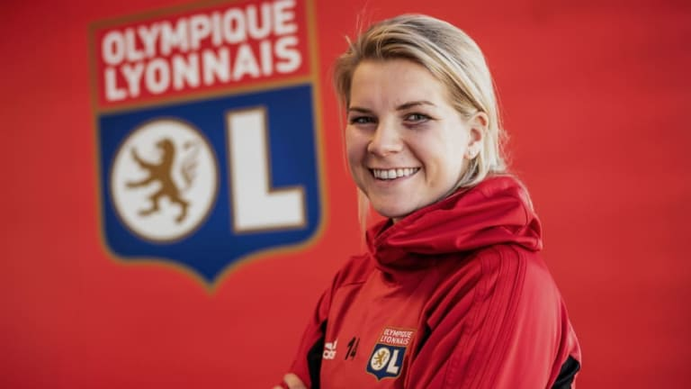 Ballon d'Or Winner Ada Hegerberg Set to Miss Women's World Cup After No Agreement on Norway Return