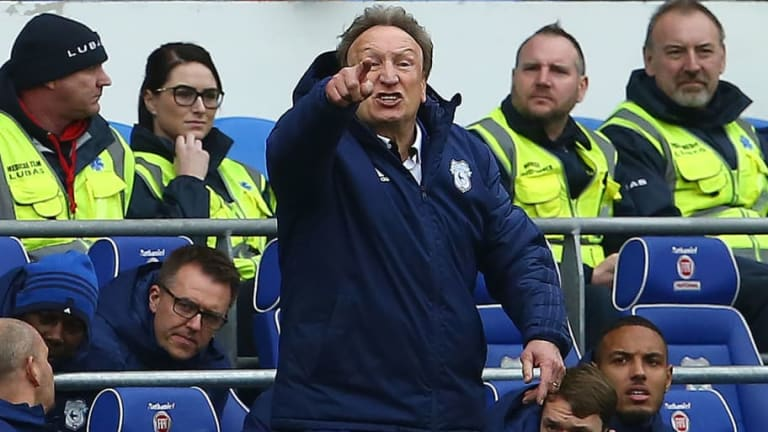 Neil Warnock Praises His Squad's Confidence Following 2-0 Win Against West Ham