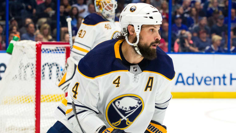 Sabres' Zach Bogosian Out Five to Six Months After Hip Surgery