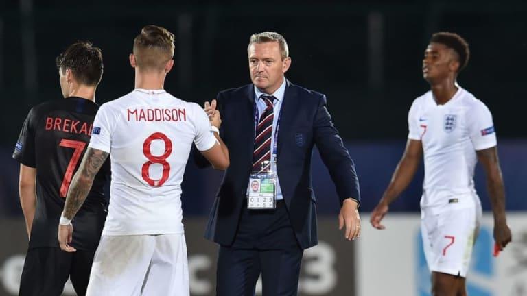 Aidy Boothroyd Assured Over His England Future Despite Poor Euro Under-21 Tournament