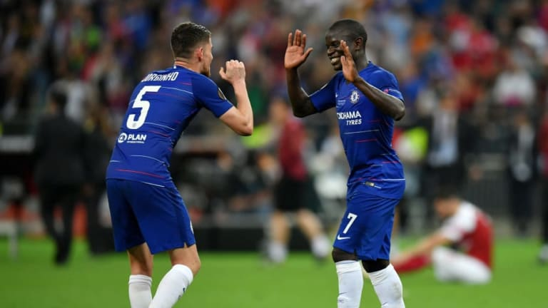 Frank Lampard Offers Promising Injury Update on N'Golo Kante Ahead of Man Utd Opener