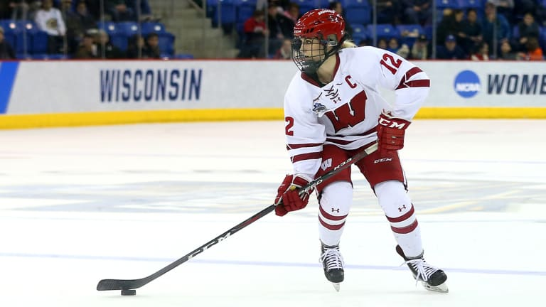 Wisconsin Wins Fifth NCAA Women's Hockey title