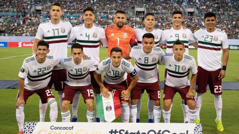 La posible alineación de México para enfrentar a Costa Rica en cuartos de final de la Copa Oro