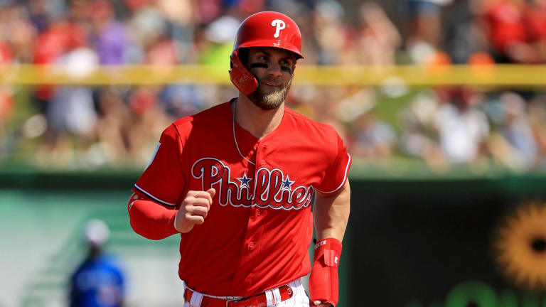 Bryce Harper Has Arrived and the Philadelphia Phillies Are Ready to Contend