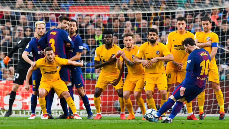 Barcelona vs Atletico Madrid Preview: Where to Watch, Live Stream, Kick Off Time & Team News